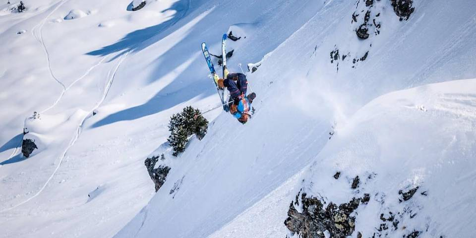 Freeride World Tour en Verbier